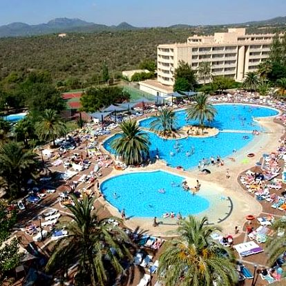 Španělsko - Mallorca na 7 dní, all inclusive s dopravou letecky z Prahy, Mallorca