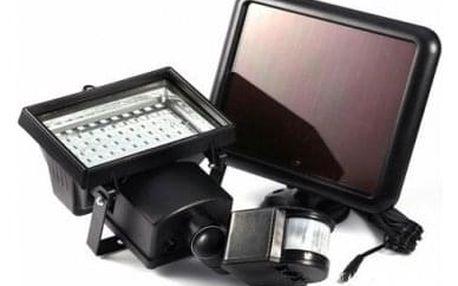 Integrované LED solární osvětlení