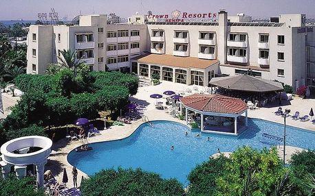 Kypr - Larnaca na 7 až 8 dní, snídaně nebo polopenze s dopravou letecky z Prahy, Larnaca