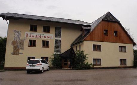 Rakousko - Hinterstoder - Wurzeralm na 3 dny, polopenze