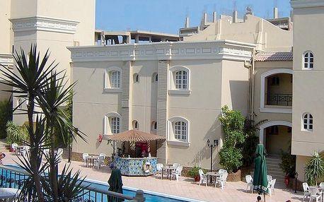 Egypt - Hurghada na 8 až 11 dní, all inclusive s dopravou letecky z Prahy, Hurghada