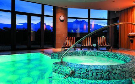 Tatranské wellness v hotelu International****