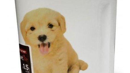 CURVER PSI 32440 Plastová dóza na krmivo 1,5 kg