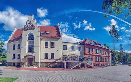 Pobyt v polském hotelu Niemcza SPA*** s neomezeným wellness a polopenzí
