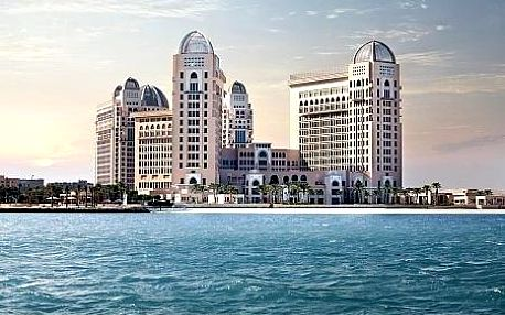 Katar letecky na 8 dnů
