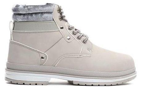 Dámské šedé kotníkové boty Journey 008