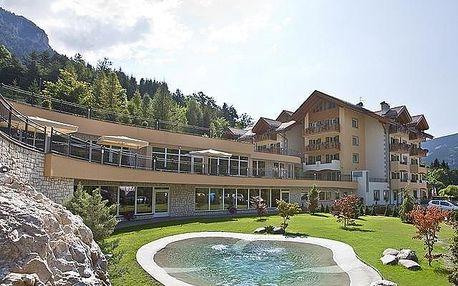 Itálie - Val di Fiemme/Obereggen na 5 dní, polopenze, Val di Fiemme/Obereggen
