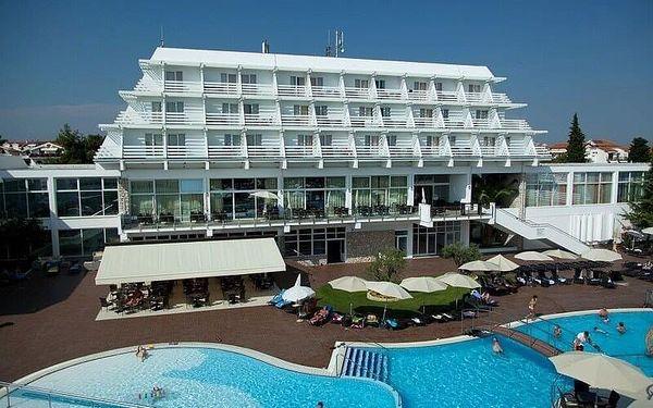 Hotel Olympia, Střední Dalmácie, letecky, polopenze3