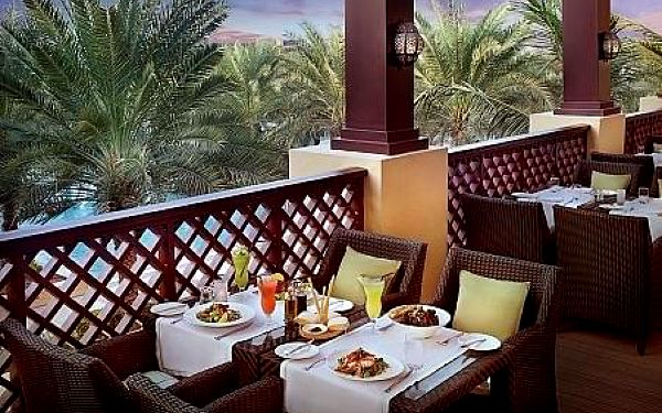 Hilton Resort & Spa Ras Al Khaimah Léto, Arabské emiráty, letecky, polopenze3