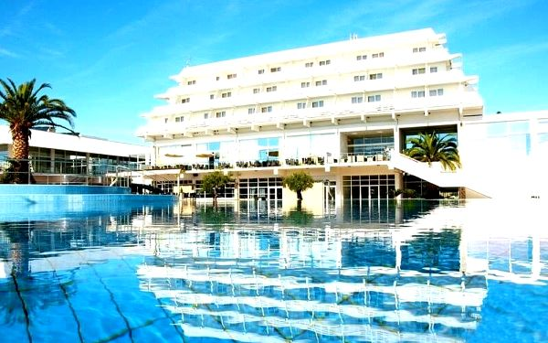 Hotel Olympia, Střední Dalmácie, letecky, polopenze4