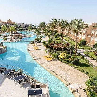 Egypt - Hurghada na 8 dní, s dopravou letecky z Prahy, Hurghada
