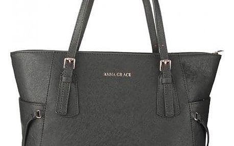 Dámská černá kabelka Nabila 752