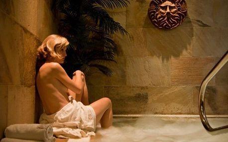 Romantický víkend v Jeseníkách s masáží a privátním wellness