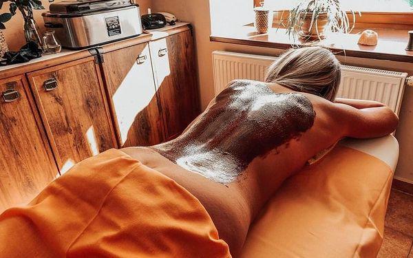 Romantický víkend v Jeseníkách s masáží a privátním wellness4
