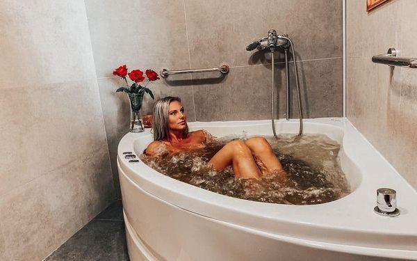 Romantický víkend v Jeseníkách s masáží a privátním wellness5