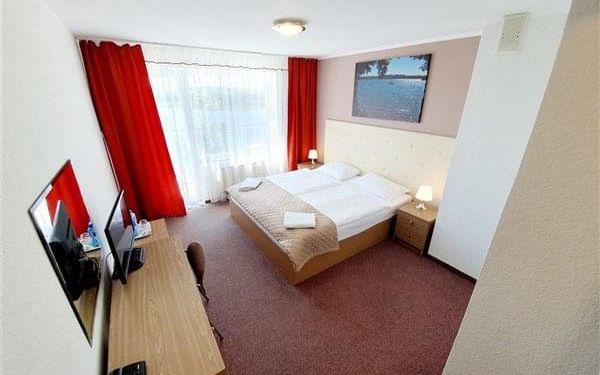 Hotel MAZURIA - Mragowo, Mazury, vlastní doprava, snídaně v ceně2