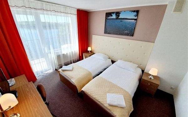 Hotel MAZURIA - Mragowo, Mazury, vlastní doprava, snídaně v ceně3