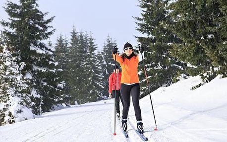 Penzion Dočkalův Mlýn u Havlíčkova Brodu s polopenzí a privátním wellness