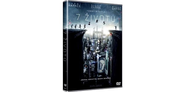 DVD 7 životů