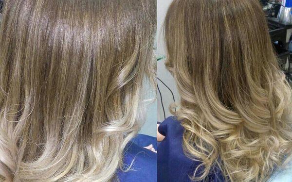 Botoxová kúra na vlasy Honma Tokyo + střih4