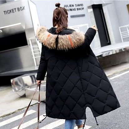 Dámský zimní kabát Angelica - 8 barev - dodání do 2 dnů