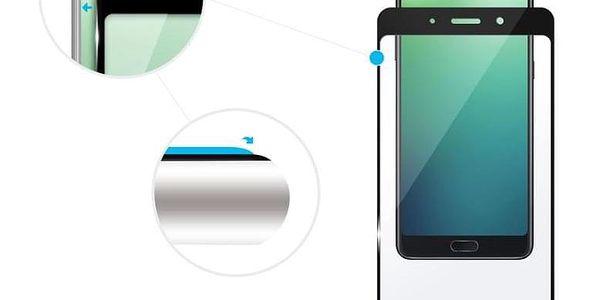 Ochranné sklo FIXED Full-Cover pro Samsung Galaxy A50 černé (FIXGFA-401-BK)2