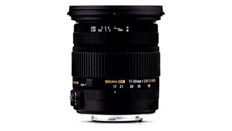 Objektiv SIGMA 17-50/2.8 EX DC OS HSM Canon