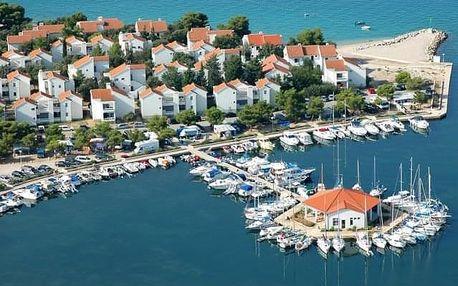 Mobilní domky Solaris Villas Kornati, Chorvatsko, Severní Dalmácie, Šibenik