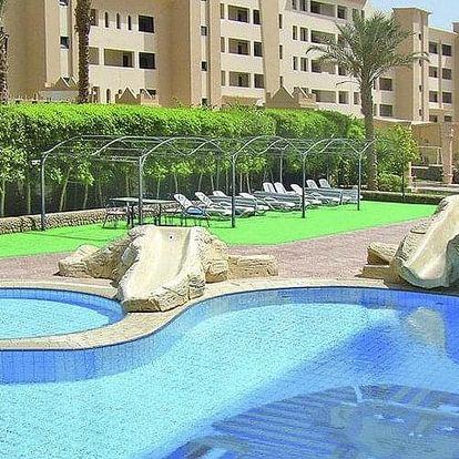 Egypt - Hurghada na 3 až 8 dní, all inclusive s dopravou letecky z Prahy, Hurghada