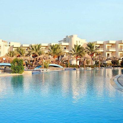 Egypt - Hurghada na 8 dní, all inclusive s dopravou letecky z Prahy nebo letecky z Brna, Hurghada
