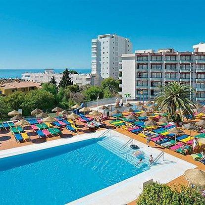 Španělsko - Costa del Sol letecky na 9 dnů, polopenze