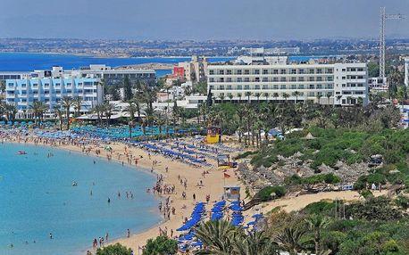 Kypr - Agia Napa na 12 dní, all inclusive s dopravou letecky z Prahy, Agia Napa