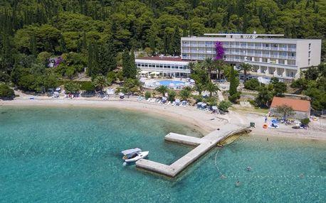 Chorvatsko - Orebič na 7 až 8 dní, snídaně, polopenze nebo light all inclusive, Orebič