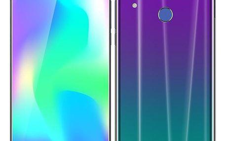 Mobilní telefon CUBOT X19 fialový (PH4062)