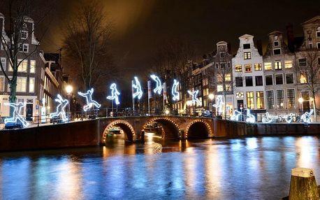 Silvestr v Amsterdamu - Festival světel a novoroční oslavy, Poznávací zájezdy - Nizozemí