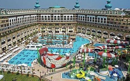 Turecko - Side - Manavgat letecky na 8-11 dnů, all inclusive