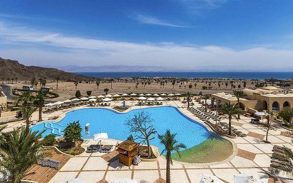 Hotel El Wekala Aqua Park Resort, Taba, letecky, all inclusive4