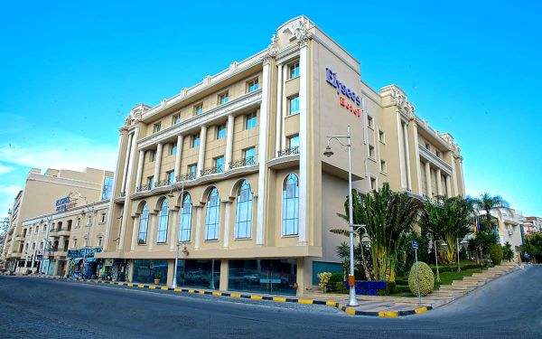 Hotel Elysees, Hurghada (oblast), letecky, all inclusive2