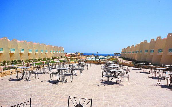 Hotel Onatti Beach Resort, Marsa Alam (oblast), letecky, all inclusive4