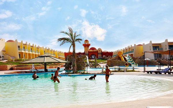 Hotel Onatti Beach Resort, Marsa Alam (oblast), letecky, all inclusive5