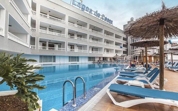Hotel Blue Sea Lagos De Cesar, Tenerife, letecky, all inclusive5