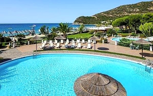 Cormoran Residence, Sardínie, letecky, bez stravy4