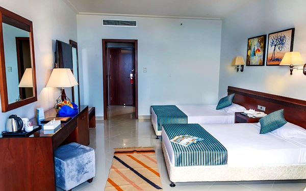Hotel Elysees, Hurghada (oblast), letecky, all inclusive5