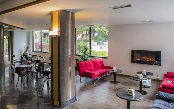 ARCO SMART HOTEL - Arco, Lago di Garda, vlastní doprava, all inclusive5
