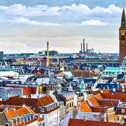 Výlet do Kodaně: autobusová doprava i trajekt