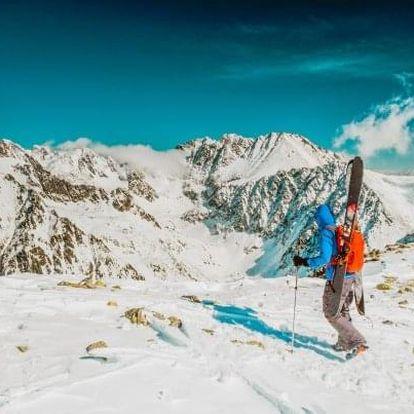 Vysoké Tatry u skiareálů v Miramonti Resortu *** s polopenzí, saunou a slevami