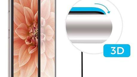Ochranné sklo FIXED 3D Full-Cover pro Huawei P Smart (2019) černé (FIXG3D-367-BK)