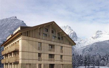 Rakousko - Hinterstoder - Wurzeralm na 3-9 dnů