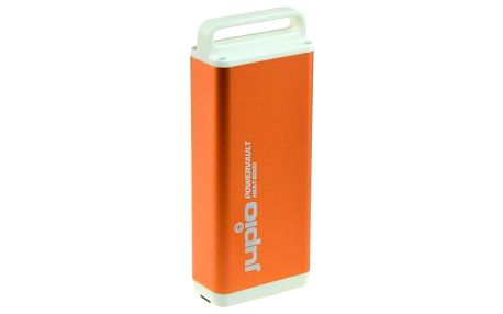Jupio Heat 6000 (6000mAh) oranžová
