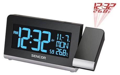 Budík Sencor SDC 8200 černý (438657)